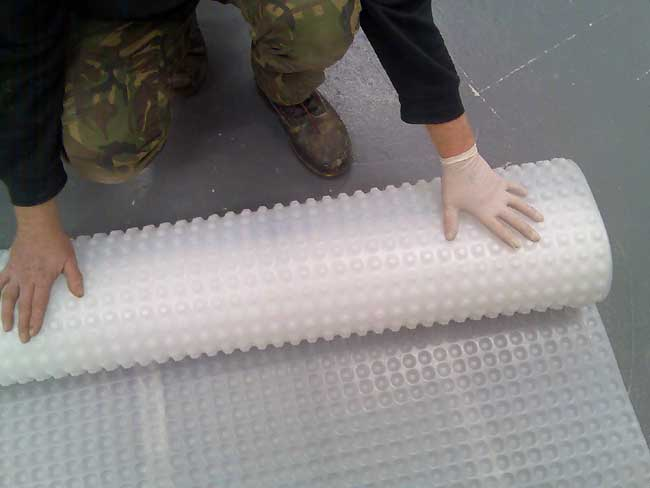 Kontract Membrane - for walls and floors