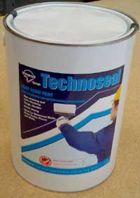 Technoseal Membrane - seals sufaces